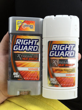 Photo of Right Guard Sport Anti-Perspirant and Deodorant Solid Fresh uploaded by Kathryn B.