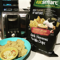 Eatsmart Snacks™ Garlic Hummus Three Bean Tortilla Chips uploaded by Jenny L.