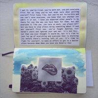 Moleskine Notebooks uploaded by Hannah H.