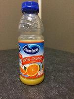 Ocean Spray 100% Orange Juice uploaded by kassandra o.