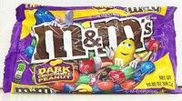 M&M'S® Dark Chocolate uploaded by Diana E.