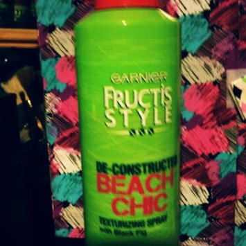 Photo of Garnier Fructis Style Beach Chic Texturizing Spray uploaded by Maria S.