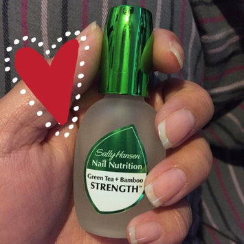Photo of Sally Hansen® Nail Nutrition Nail Strengthener uploaded by Crystal I.