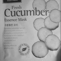 Nupore nu-pore Fresh Aloe & Cucumber Collagen Essence Mask 2 masks 1 Aloe And 1 Cucumber uploaded by Rebecca T.