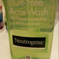 Neutrogena Oil-Free Acne Wash Redness Soothing Facial Cleanser uploaded by Erin M.