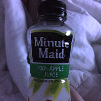 Minute Maid 100% Apple Juice uploaded by Emily L.