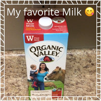 Organic Valley® Whole Milk, Pasteurized, Half Gallon uploaded by CLARA J.