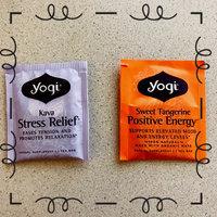 Yogi Tea Sweet Tangerine Positive Energy uploaded by Synthia S.