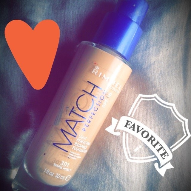 Rimmel London Match Perfection Foundation  uploaded by Tan B.