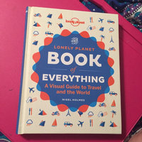 The Book of Everything by Lonely Planet uploaded by Gabriella E.