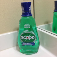 Scope Long Lasting Mint Mouthwash - 33.8 oz uploaded by angela g.