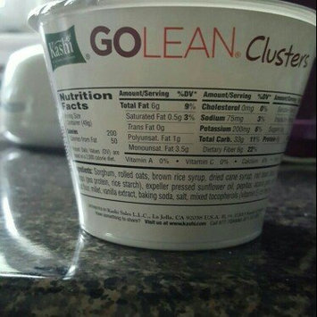 Kashi® Golean® Clusters Vanilla Pepita Cereal 1.75 oz. Cup uploaded by Ashley C.