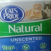 Cat's Pride Natural Unscented Multi-Cat Scoop Litter uploaded by Kri W.