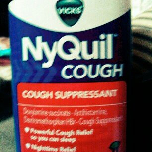 Photo of Vick's NyQuil Cold & Flu Relief Liquid  uploaded by Amorette H.