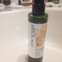 Matrix Biolage Anti-Static Spray for Fine Hair - 6.8 oz. uploaded by Jennifer L.