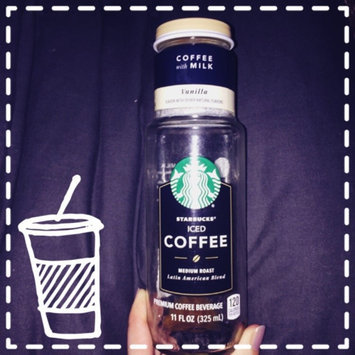 Photo of Starbucks Iced Vanilla Coffee uploaded by Heather E.