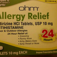 ohm Cetirizine Tabs uploaded by Kelly L.