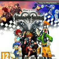 Square Enix Kingdom Hearts HD 1.5 ReMIX (PlayStation 3) uploaded by Melissa S.