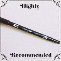 Tombow Dual Brush Marker Open Stock-N15 Black uploaded by Ashten Y.