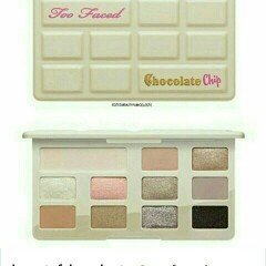 Too Faced White Chocolate Chip Eye Shadow Palette uploaded by Katelyn O.