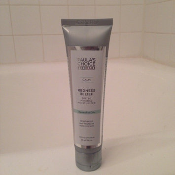 Photo of Paula's Choice Calm Redness Relief SPF30 Mineral Moisturizer uploaded by Pauline M.