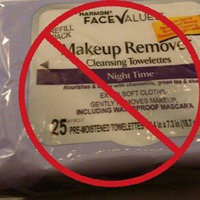 Harmon Face Values Night Makeup Remover Towelettes uploaded by Rachel F.