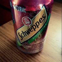 Schweppes Seltzer Water Black Cherry uploaded by Ariana N.