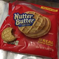 Nabisco Nutter Butter Peanut Butter Sandwich Cookies uploaded by Briana J.