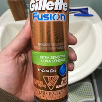 Gillette Fusion Hydragel Ultra Sensitive Shave Gel uploaded by Jeffrey B.