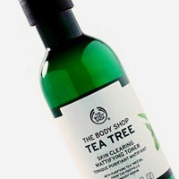 THE BODY SHOP® Tea Tree Skin Clearing Mattifying Toner uploaded by Selina D.