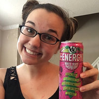 V8® +Energy White Grape Raspberry Juice 12 fl. oz. Can uploaded by Amy D.
