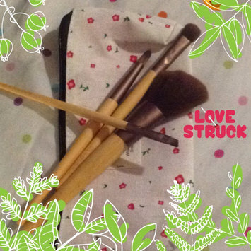 Photo of EcoTools 6 Piece Essential Eye Brush Set uploaded by Hira T.