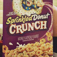 Cap'n Crunch® Sprinkled Donut Crunch™ Cereal uploaded by Amy H.