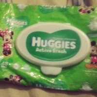 Huggies® One & Done Refreshing Pop Up Tub Baby Wipes uploaded by Tatiana V.