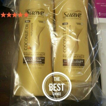 Photo of Suave Professionals Keratin Infusion Color Care Conditioner uploaded by Asma A.