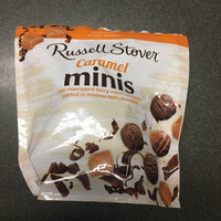 Russell Stover Caramel Minis 6 Ounce Bag uploaded by Brianna S.