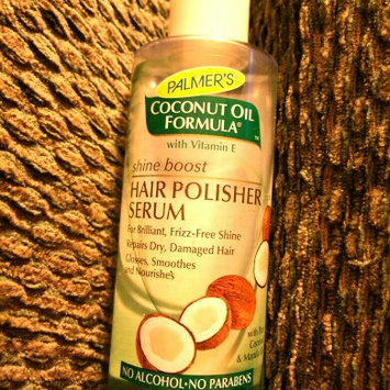 Palmers Palmer's Coconut Oil Formula Shine Serum Hair Polisher 6-oz. uploaded by Jamie S.