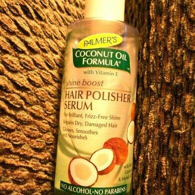 Palmers Palmer's Coconut Oil Formula Shine Serum Hair Polisher 6-oz. uploaded by Jamie S.