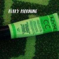 NYX CC Cream - Green Light/Medium uploaded by Noemi P.
