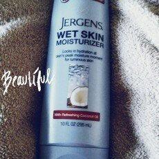 Photo of Jergens Wet Skin Coconut Oil Moisturizing Lotion 15 oz uploaded by Karyna R.