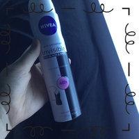 Nivea Invisible Black & White Deodorant Roll-On uploaded by Bella S.