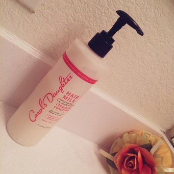 Photo of Carol's Daughter Hair Milk Cleansing Conditioner For Curls Coils Kinks & Waves uploaded by Ebony W.