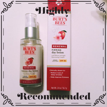Photo of Burt's Bees Renewal Day Lotion SPF 30, 2 oz uploaded by Crystal B.