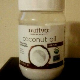 Nutiva Coconut Oil uploaded by Paris M.