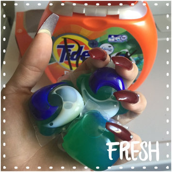 Photo of Tide PODS® Plus Febreze™ Laundry Detergent uploaded by Daisy R.