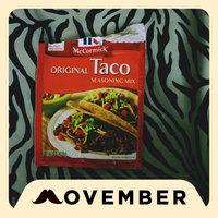 McCormick® Original Taco Seasoning Mix uploaded by Faith D.