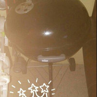 Weber One Touch Silver Charcoal Grill - (22.5'') uploaded by Ginie P.
