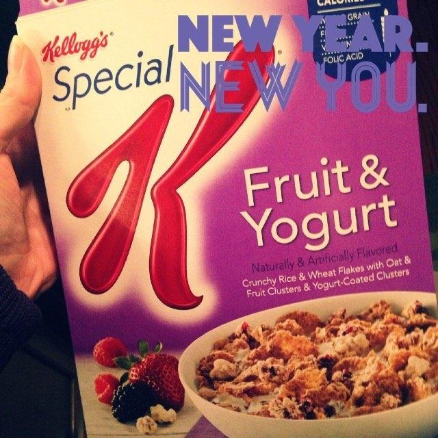 Kellogg's Special K Fruit & Yogurt Cereal uploaded by Alyssa H.