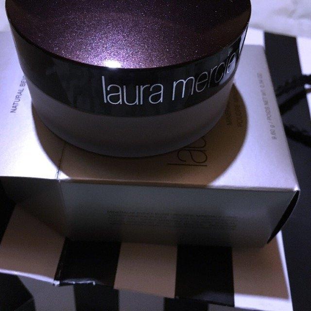Laura Mercier Mineral Powder uploaded by Jenvelop V.