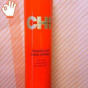 Chi Pub CHI Enviro 54 Firm Hold Hair Spray uploaded by Sheyla C.